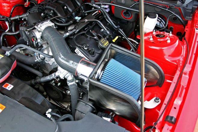 進氣系統採購要領,大口吸冷空氣是關鍵