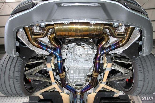 排氣套件採購要領,須兼顧扭力與馬力輸出