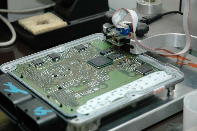 電腦晶片採購要領,動力強化效果明顯