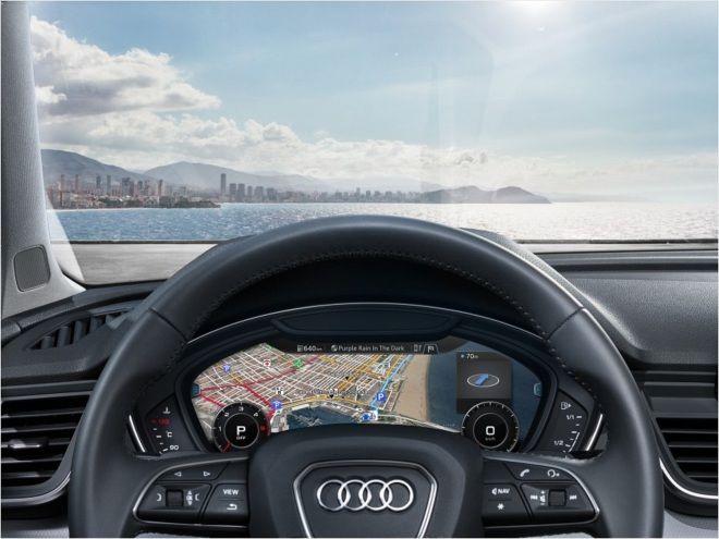 四環品牌獨步全球Audi quattro智慧型四輪傳動系統 打造完美均衡駕馭樂趣