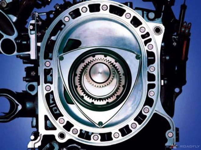 為何轉子引擎那麼容易掛?