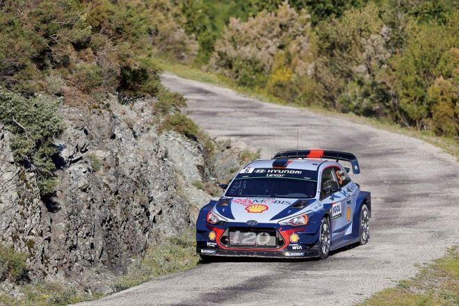 白熱化競爭 WRC第四站Hyundai奪冠