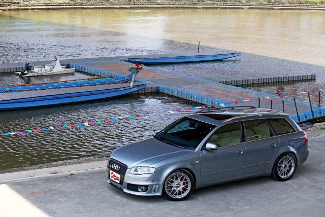 50-60萬元推薦中古車:高成熟度動力系統 Audi A4 Avant 1.8T(B7)