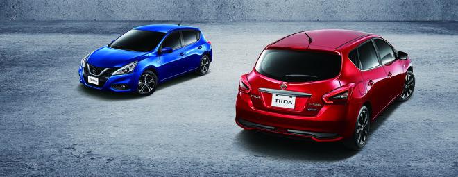 連續10年銷售冠軍,超過10萬車主擁戴NISSAN iTIIDA全新勁化再登場