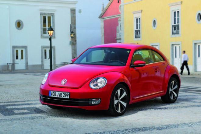 台灣福斯汽車現正推出超值優惠  敬邀入主Volkswagen Beetle