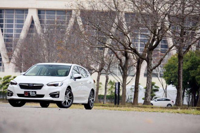 要買掀背車 就看這篇!(11-2)居家的溫柔漢Subaru Impreza 5D
