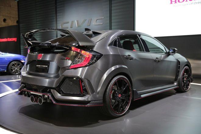 十代Civic Type R量產車型即將曝光!