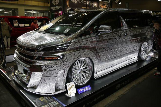 2017 OSAKA AUTOMESSE 邢男初訪大阪改裝車展(序章)