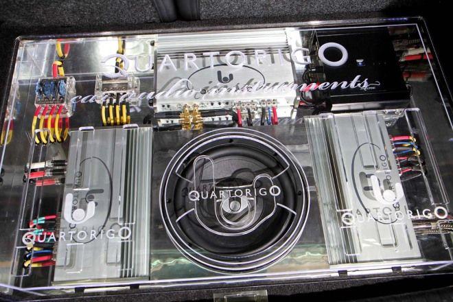 真實還原樂器聲響,義大利Sinfoni Quartorigo汽車音響