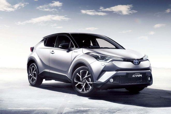 確定2017年3月導入國內Toyota C-HR搭載1.2L Turbo