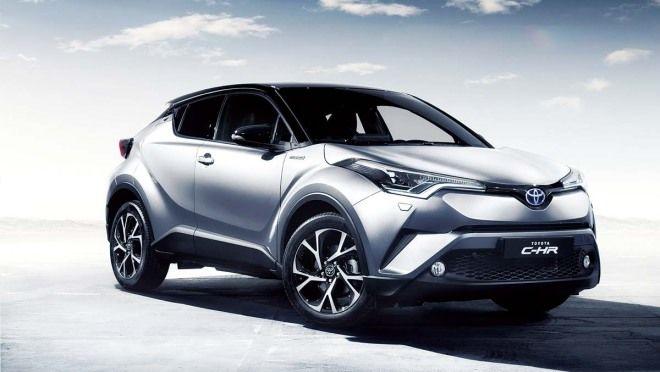 Toyota CH-R 石破天驚的4.8萬訂單數