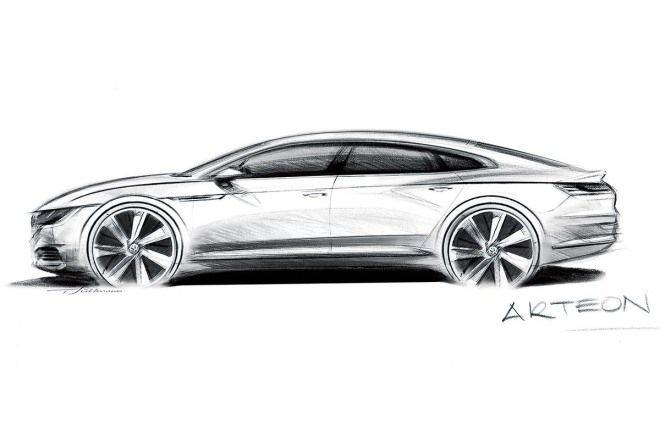 VW的永恆藝術「Arteon」