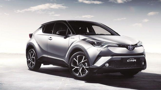 Toyota CH-R 石破天驚的2.9萬訂單數