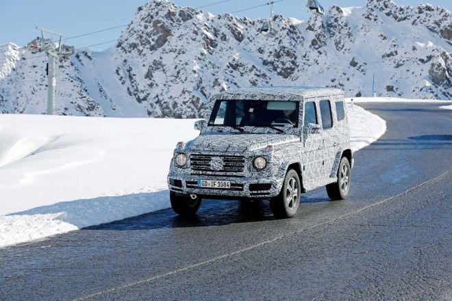 睽違38年M.Benz G-Class大改款?