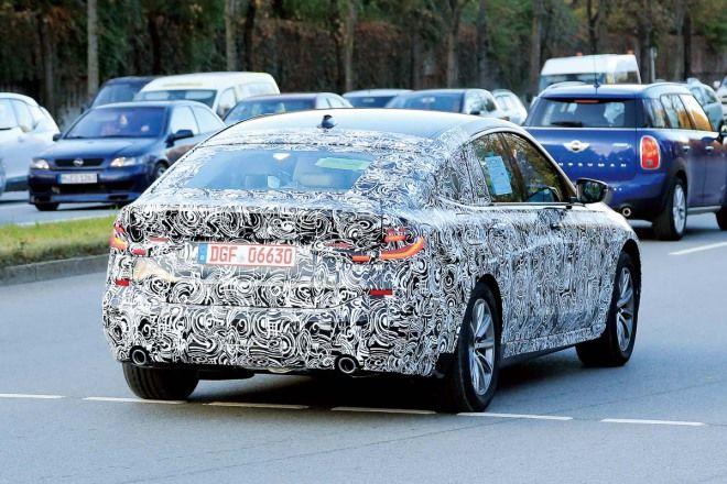BMW 6 Series Gran Turismo是5 GT的後繼車款?
