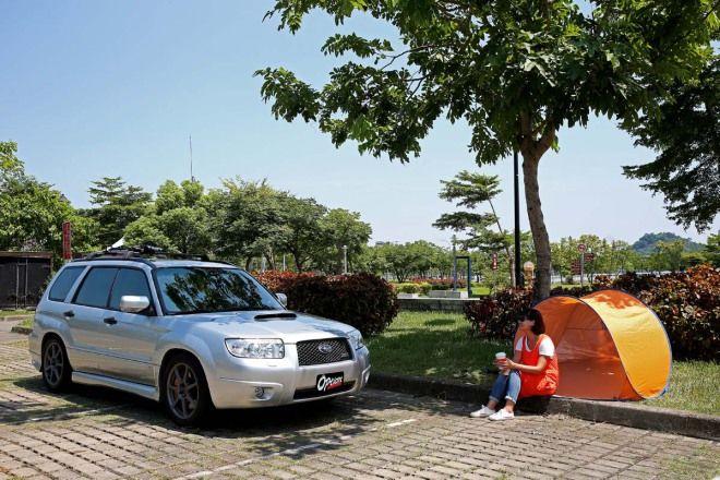 50-60萬元推薦中古車:渦輪增壓超車不拖泥帶水Subaru Forester 2.5XT(SG9)