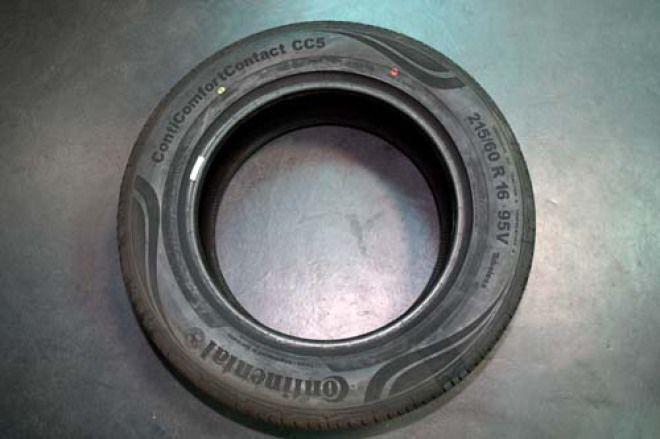 愛車修養系列報導 輪胎規格特別注意事項