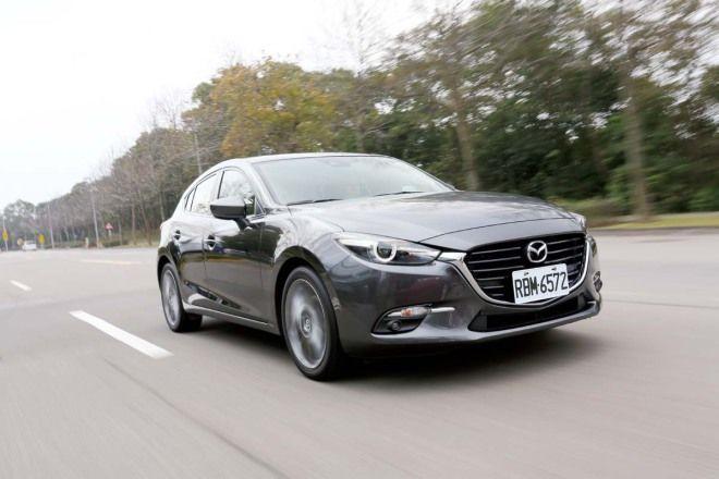 要買掀背車 就看這篇!(11-3)最接近歐洲的選擇Mazda 3