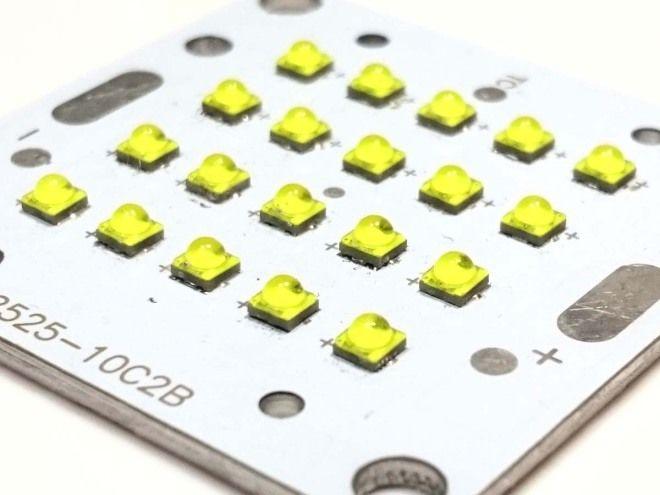 高溫易使電鍍變黑LED低溫保護燈具(Part.2)