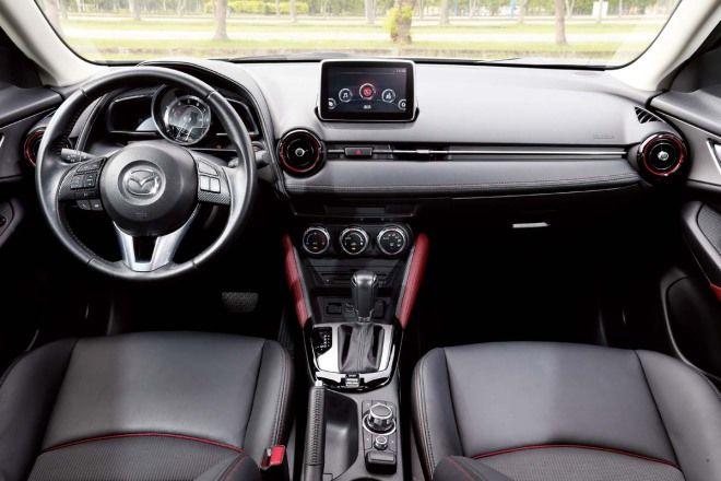 精品高格調Mazda CX-3頂級-跨界休旅車的最終決戰- 配備空間篇