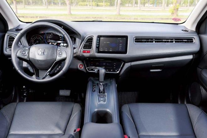 機能性十足Honda HR-V  S 跨界休旅車的最終決戰- 配備空間篇