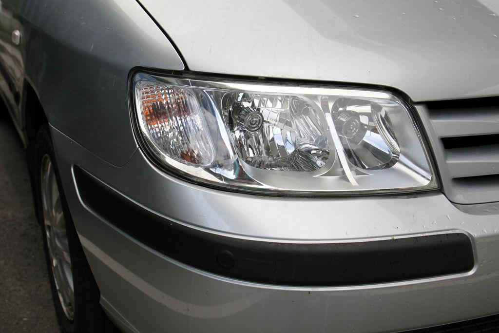 買中古車,不看你會後悔:檢查車燈與大燈