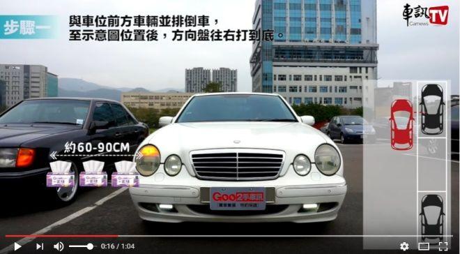 車訊TV 汽車生活事~路邊停車好簡單!