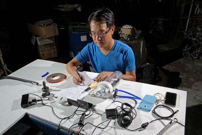 22款市售胎壓偵測器的實測,獨家使用逆滲透過濾器,壓力灌氣實測