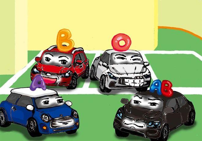 從血型來看開車習慣,誰最容易有「怒路症」?