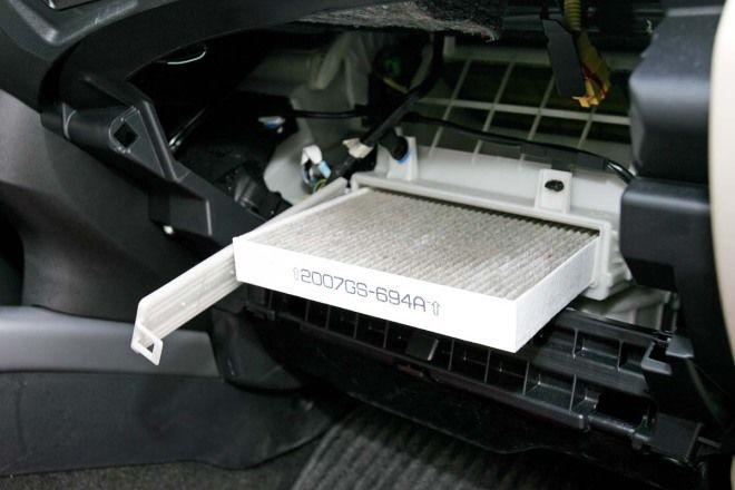 人車冷卻10妙招-妙招10:更換冷氣過濾網