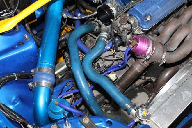 人車冷卻10妙招-妙招3:更換矽膠水管