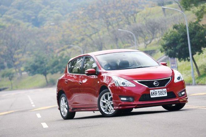 要買掀背車 就看這篇!(11-5)掀背長青樹Nissan Big Tiida Turbo