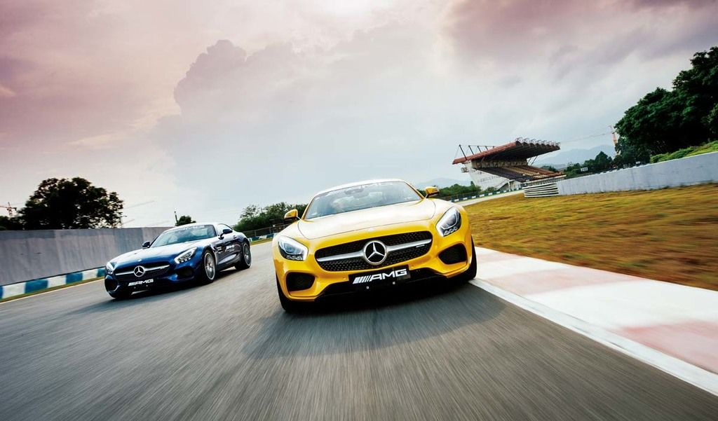 摸清賽車 AMG Driving Academy Advanced進階課程