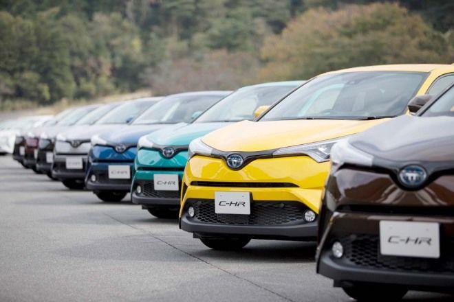 Toyota C-HR全解析(7-1)想買嗎?必看!