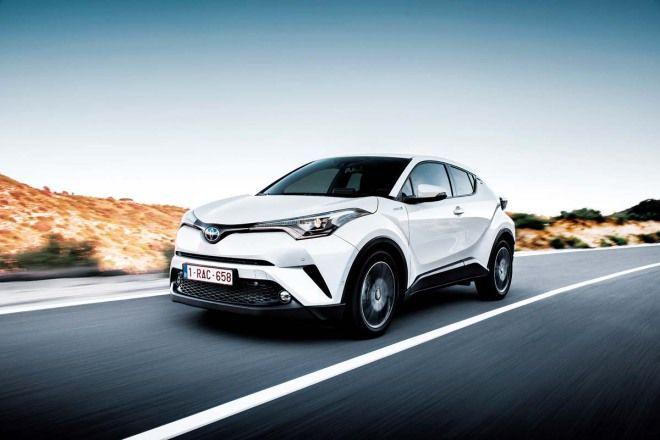 Toyota C-HR全解析(7-2)全球戰略車第二彈Toyota C-HR跨界大進擊