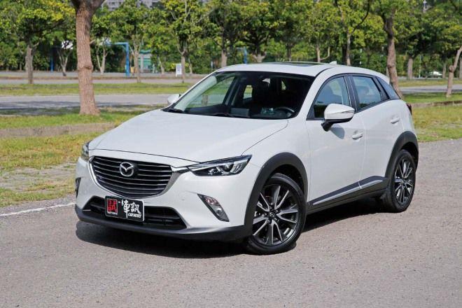 編輯部嚴選百萬內小型CUV(16-4)優雅型男Mazda CX-3