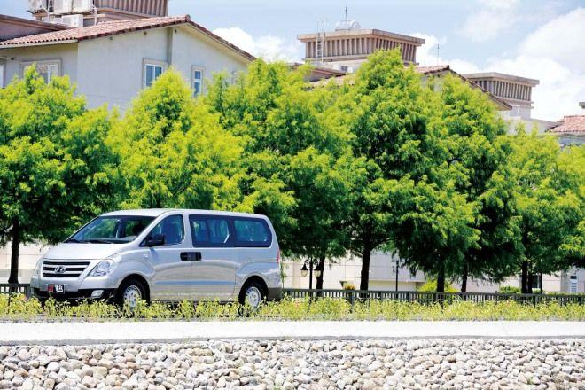 務實派菁英Hyundai小改款Grand Starex