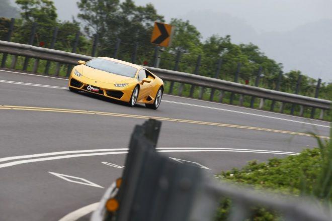 Lamborghini 580-2 7速雙離合銜接無死角