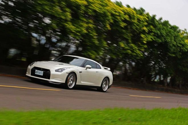 不知極限何物 Nissan R35 GT-R