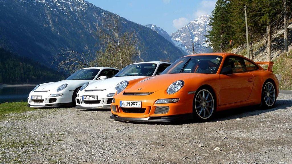 好玩二手車 末代手排青蛙 Porsche 911 Type-997 GT3