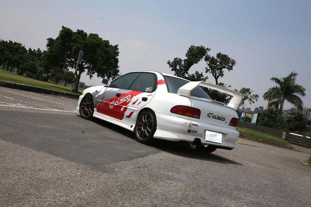 好玩二手車 4傳魅力徹底享受Subaru Impreza GC8