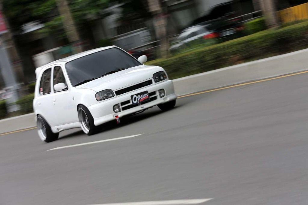 好玩二手車 不死小妖精Nissan March K11