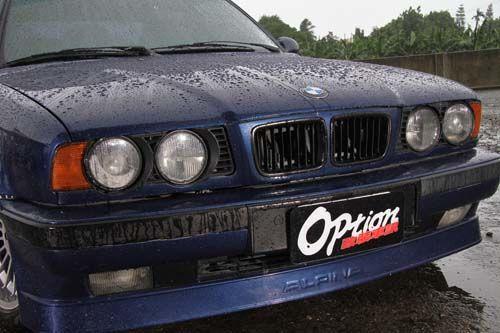 老車剖析單元 BMW E34 5-Series