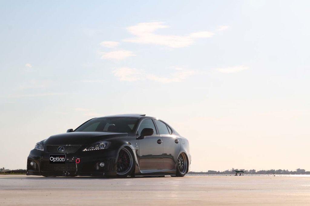 精緻細膩處女座 Lexus IS250