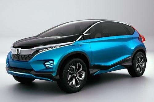 台北車展看不到 Honda Vision XS-1 Concept