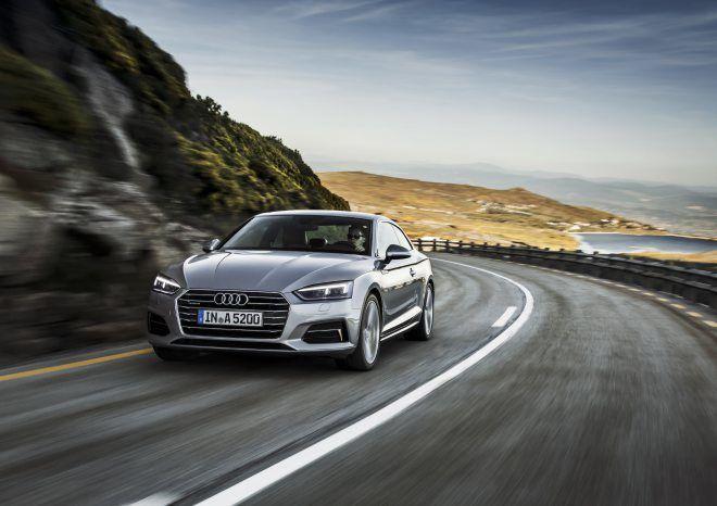 全新世代Audi A5 │ S5全車系絕美上市