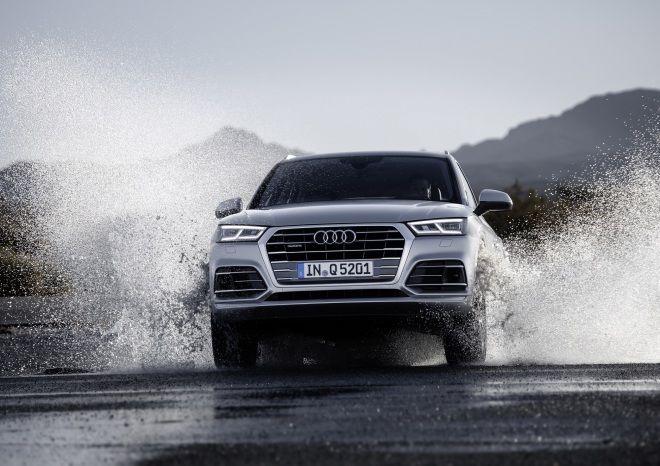 全新世代Audi Q5 │ SQ5即日開放預售