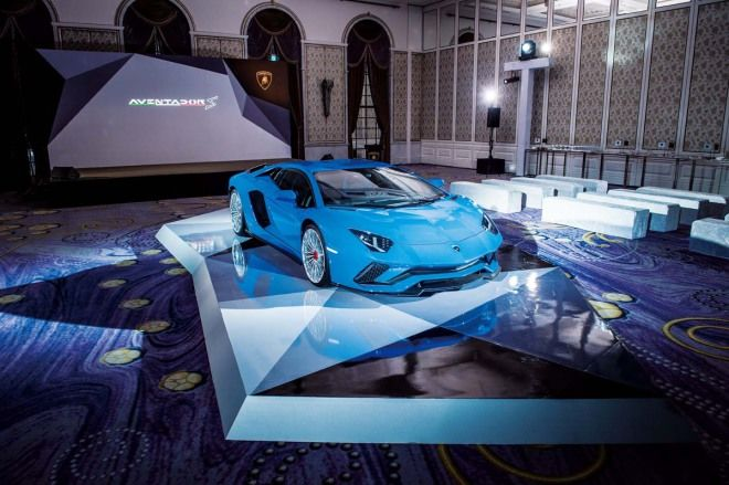 牛力無限Lamborghini Aventador S