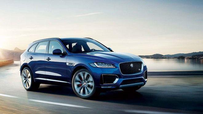 豹力突破 Jaguar F-Pace奪下世界年度風雲車