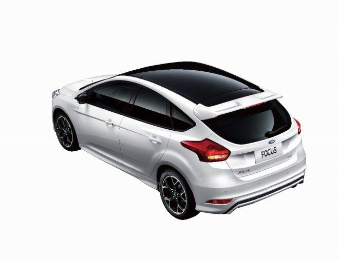 Ford Focus黑潮焦點版 5/4 限量上市